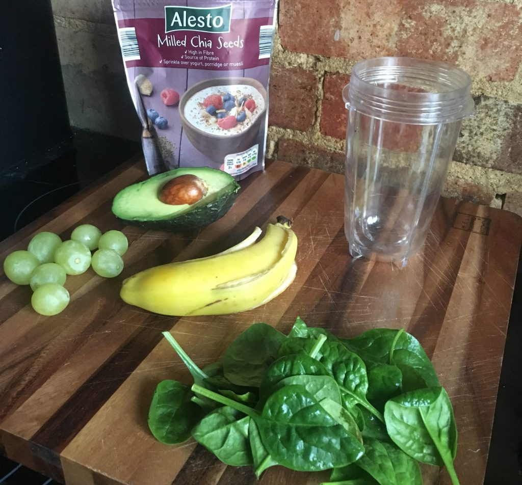 Detox Breakfast Smoothie
