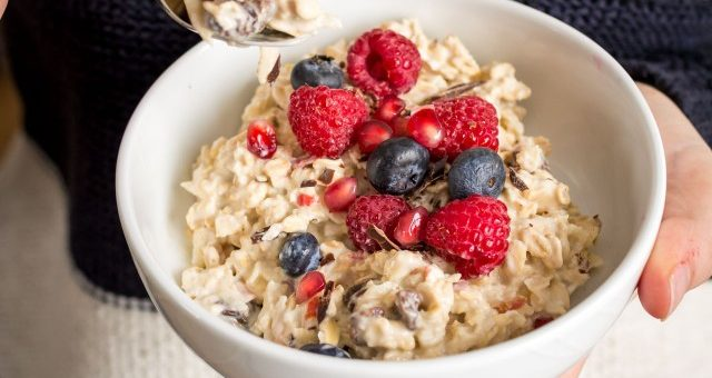 Healthy Bircher Muesli Recipe