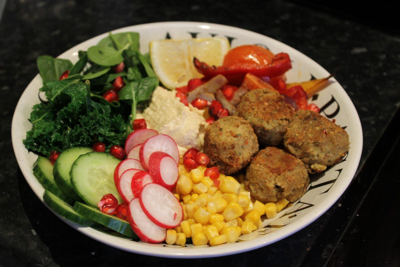 Healthy Falafel