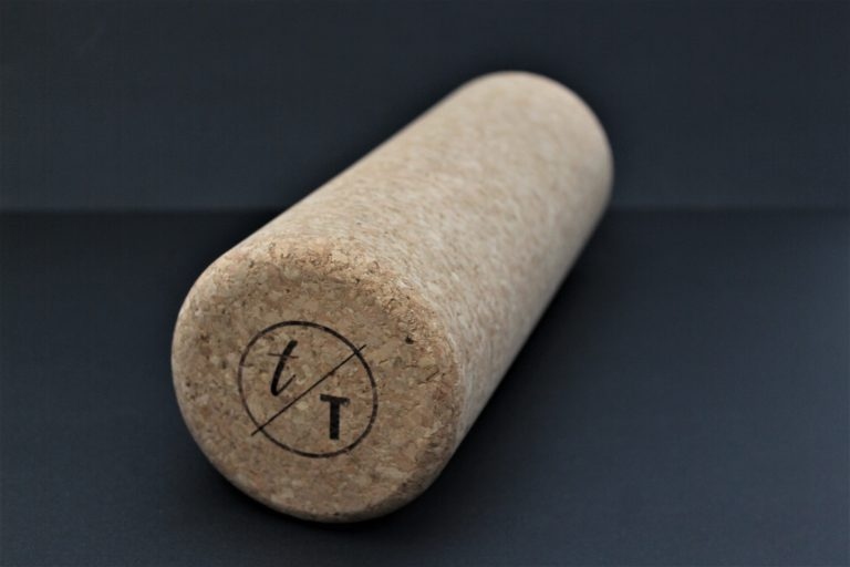 Eco-Friendly Cork Foam Roller