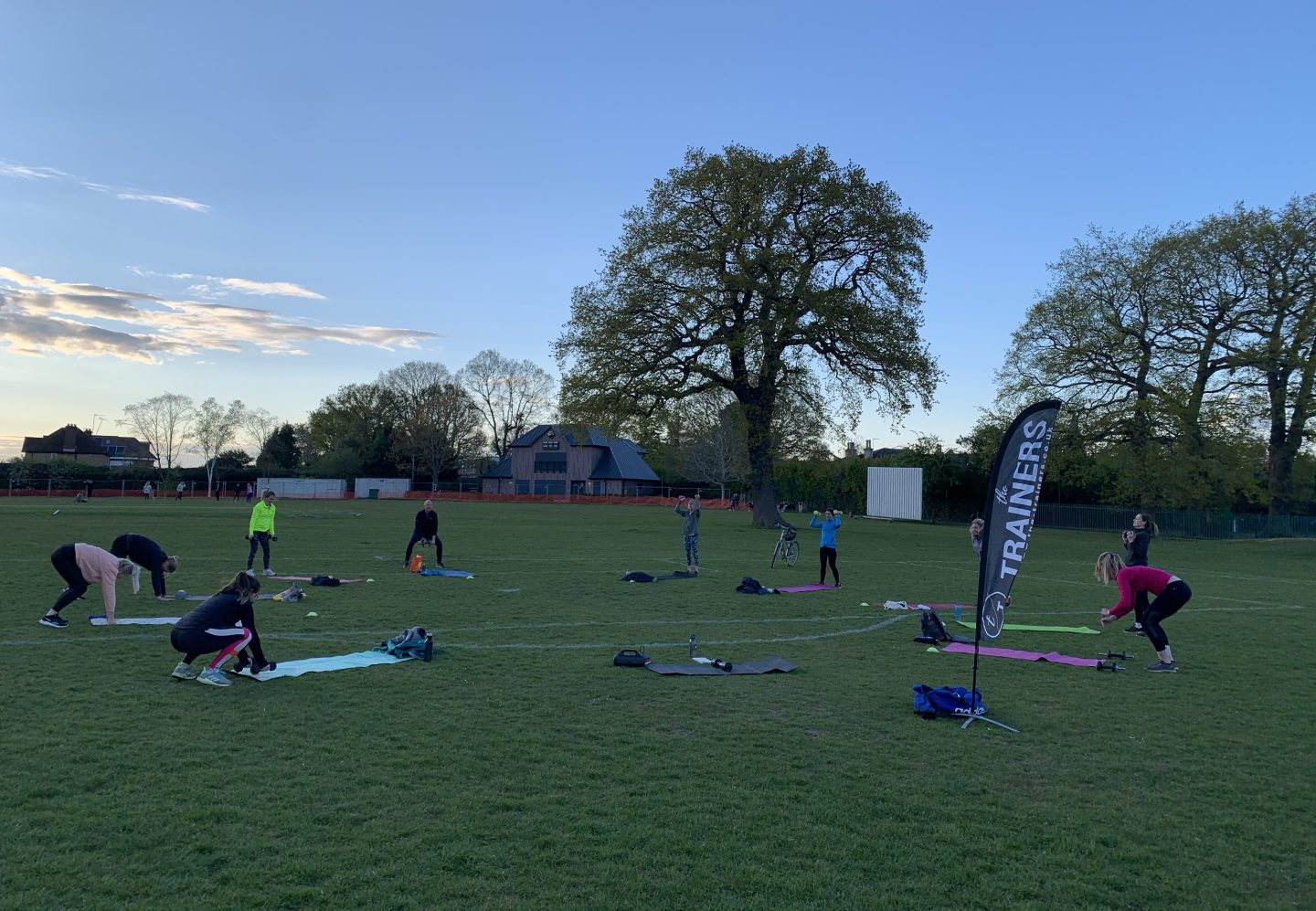 Claygate Boot Camp